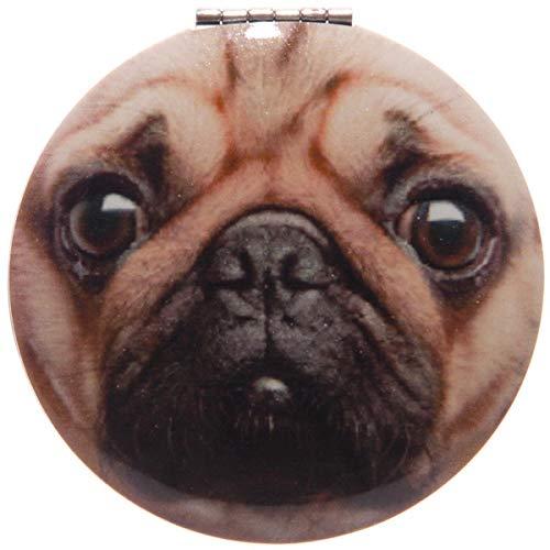 Specchietto da Borsa Pug Carlino