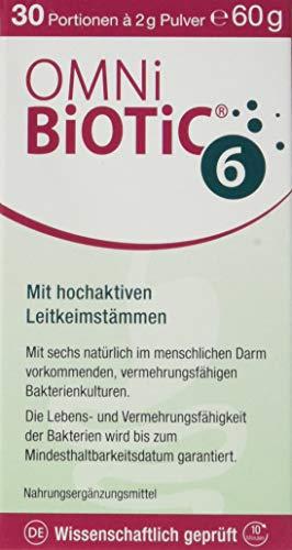 INSTITUT ALLERGOSAN Deutschland (privat) Omni Biotic 6 Doppelpack, 2 Stück, 120 g