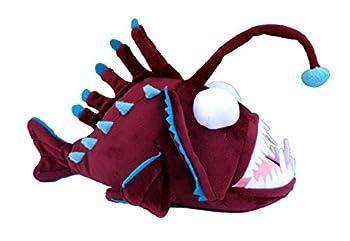 Adore 12  Alvin The Anglerfish Plush Stuffed Animal Toy
