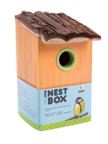 Petface Bird Nest Box