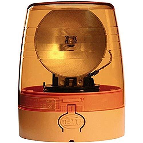 HELLA 9EL 863 100-001 Lichtscheibe, Rundumkennleuchte - Lichtscheibenfarbe: gelb
