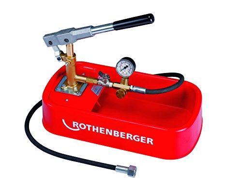 Rothenberger 61130 Pruefpumpe RP30 Manuell bis 30 bar