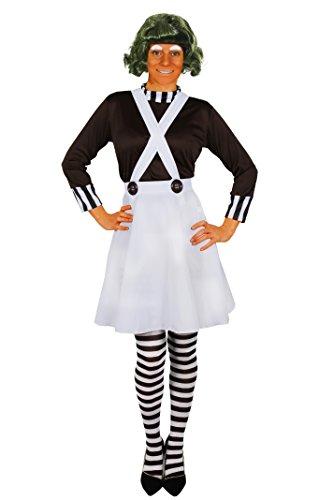 I Love Fancy Dress ilfd4044m Damen Factory Worker Kostüme (mittel)
