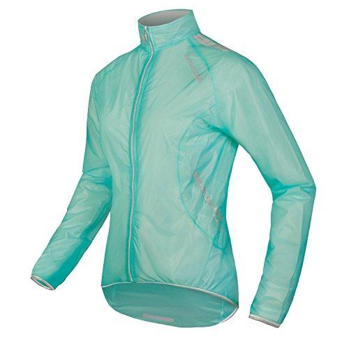 Endura Wasserdichte Jacke Damen FS260-Pro Adrenaline Race Blue Cape M