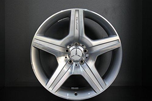 Juego de llantas originales para Mercedes Clase M W164 AMG A1644011902, 19 pulgadas, 1144-A1