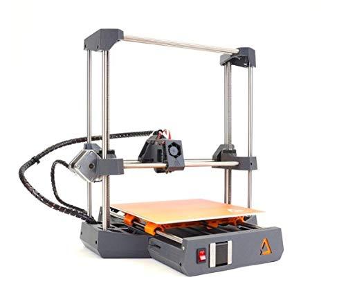 Imprimante 3D Disco Ultimate en kit par DAGOMA   A Monter soi-même, Facile à Utiliser, Compatible avec Tout Type de Filament PLA 1.75mm - L'imprimante 3D pour Tous