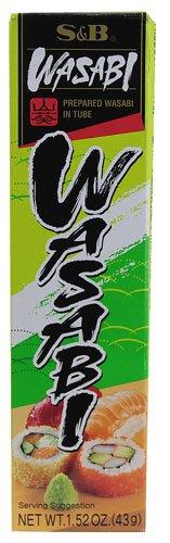 SampB Prepared Wasabi in Tube  152 oz