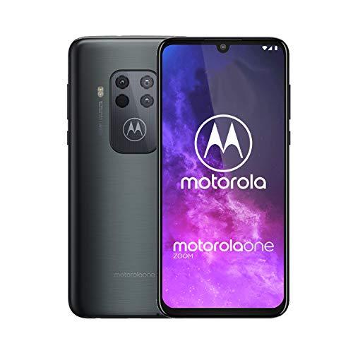 Moto G Power por Motorola (renovado) (color gris, Motorola One Zoom)