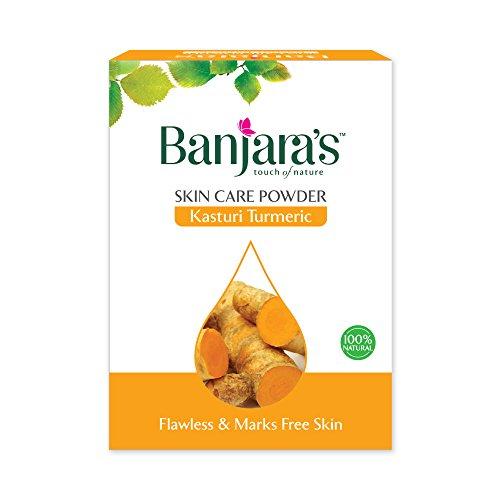 Banjara's Powder 100g (Turmeric Kasturi Pack)
