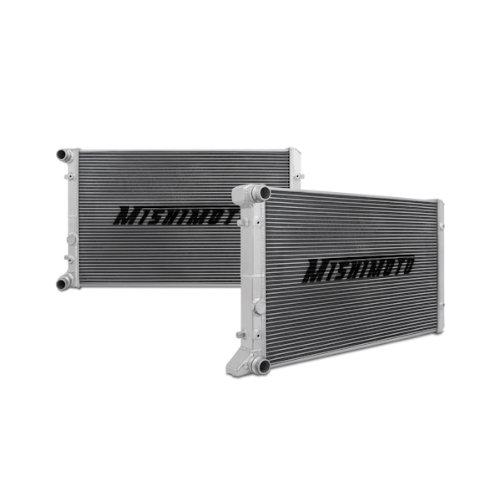 mimoto mmrad-glf-99Rendimiento aluminio Dual Pass Radiador para  Golf
