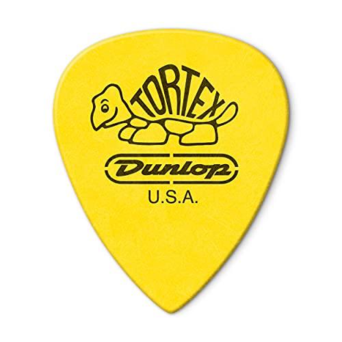 Dunlop 462R.73 Tortex® TIII, amarelo, 0,73 mm, 72/bolsa