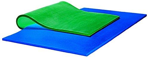 AIREX®-Matte HERCULES* Typ HERCULES, Farbe grün, Maße (LxB) ca. 200 x 100 cm, Dicke 25 mm, Gewicht ca. 6,0 kg