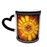 Mystery Dungeon Explorers - Taza de té de cerámica para videojuegos con diseño de mazmorras y videojuegos
