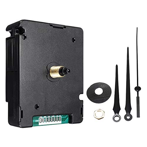 MJJEsports DIY Quartz Klok Stille Beweging Vervanging Hand Kits Signaal Atomic Radio Ontvanger Voor Europa