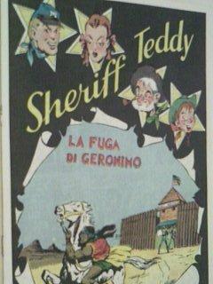 Sheriff Teddy Nr. 31 La Fuga.. Hethke-Reprint 1979, Comic-Heft