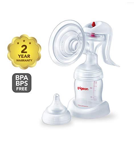 Pigeon Manual 2 Phase Breast Pump (Multicolor)