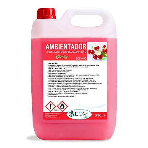 Ecosoluciones Químicas ECO- 402   Ambientador Profesional AROMA CEREZA   Larga duración...
