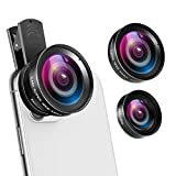 Best  - (Upgraded) Phone Camera Lens, 0.45X Super Wide Angle Review