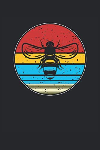 Biene Imker Honigbiene Binen Honig Hummel Imkerei Notizbuch