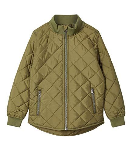 NAME IT jongens Nkmmohan Quilt Jacket Camp jas