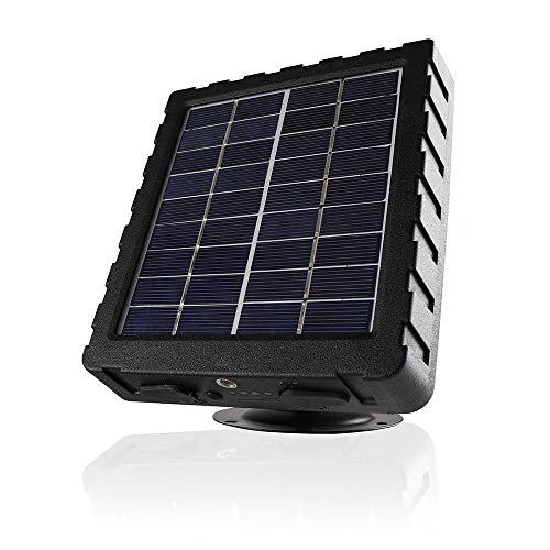 SECACAM Solar oplader voor wildcamera's en andere 12V elektronica