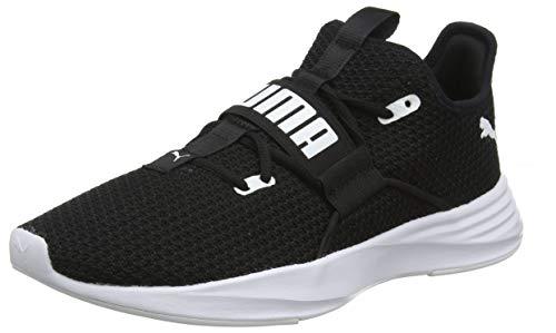 Puma Herren Persist XT Knit Sneaker, Schwarz (Schwarz Black White), 43 EU