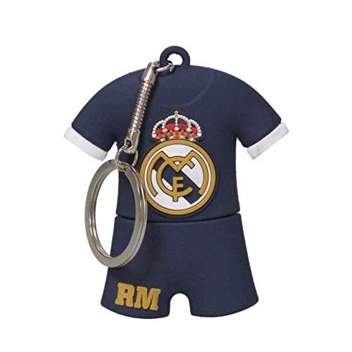 Preisvergleich Produktbild Real Madrid Pendrive Rubber mit Form T-Shirt (CYP Imports usb-03-rm)