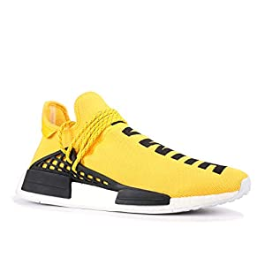 Adidas-Origianlas-Pharrell-Williams-Human-Race-Hu-NMD-Truth-Boost-BB0619-YellowBlack