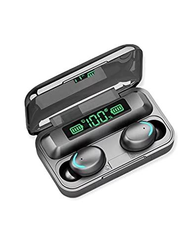 Genérico Auriculares inalámbricos, Bluetooth F9-5 (Negro)