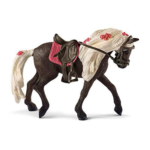 Schleich 42469 Horse Club Spielset - Rocky Mountain Horse Stute Pferdeshow, Spielzeug ab 5 Jahren