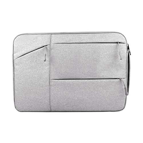 Bolsa de hombro del ordenador portátil de 13.3 pulgadas mensajero de la cartera del bolso de hombro Hombres Mujeres Maletín bolsa de transporte protectora caso de la cubierta del bolso de la manga