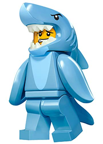 LEGO Series 15 Collectible Minifigure 71011 - Shark Suit Guy