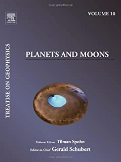 Treatise on Geophysics, Volume 10: Planets and Moons