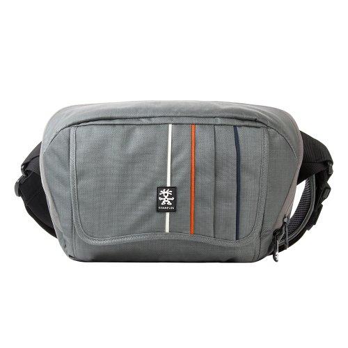 Crumpler Jackpack 5500 - Kamerataschen/-Koffer (Grau, Orange)