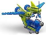 Mega Construx Magnext 3 en 1 Mag-Rockets, juego de construcción con imanes para niños +5 años (Mattel GFF24) , color/modelo surtido