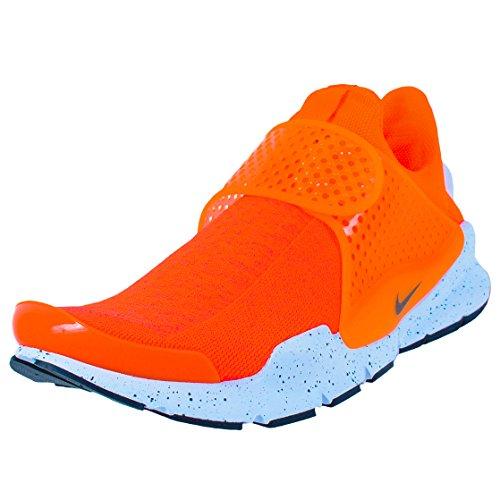Nike Men's Sock Dart SE Total Crimson/Black/White Running Shoe 9 Men US