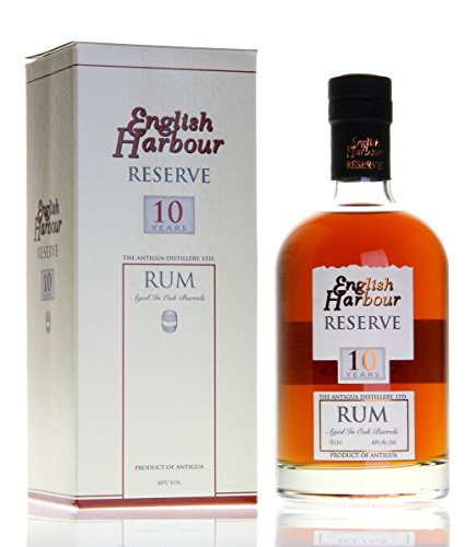 English Harbour English Harbour Reserve 10 Years Old Rum 40% Vol. 0,7L In Giftbox - 700 ml