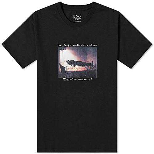 Polar Skate Co. T-shirt Everything Tee Black Original 2020 Edition - Noir - XL