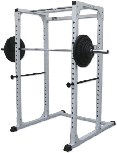5. Deltech Fitness Squat Rack