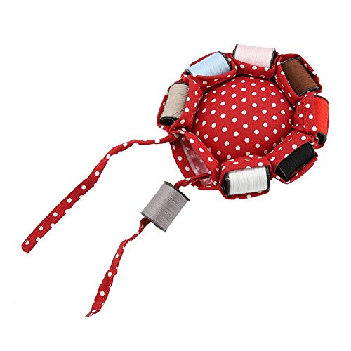 Learn More About Yosoo123 Needle Pin Cushion DIY Handcraft Tool Set Stitch Pincushion with Sewing Th...