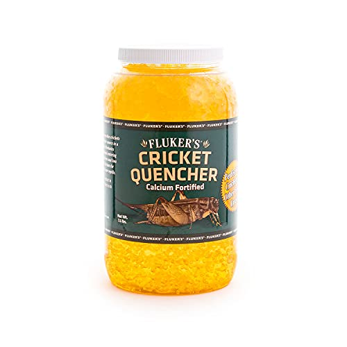 Fluker Labs SFK71203 Calcium Fortified Cricket Quencher