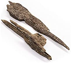 2 Pieces Vietnam Natural Agarwood Chips - Oud Chips – 27.5gr - 天然沉香 - Super