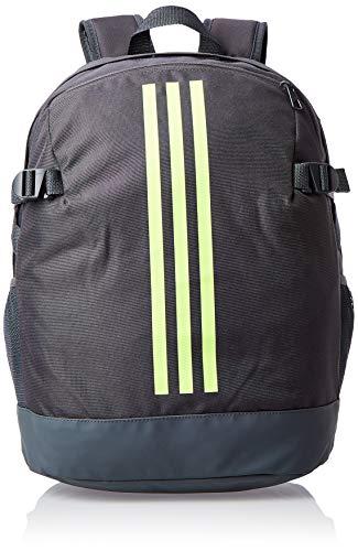 adidas Training Rucksack, 44 cm, 32 Liter, Grey/Hi-Res Yellow/Hi-Res Yellow