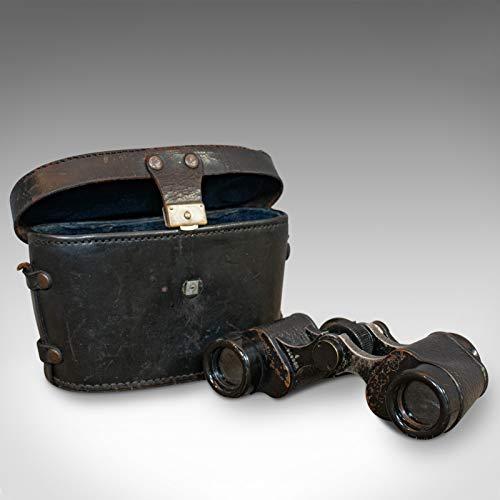 Desconocido Antiguo, par de prismáticos, alemán, Neo Universal, CP Goerz, Berlín, Circa 1920