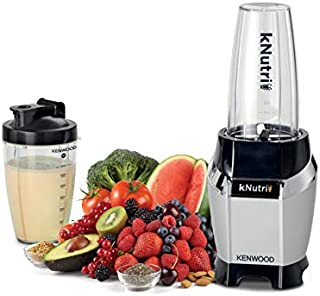 KENWOOD BLENDER WITH 2 JAR, 600W, Ice Crushing, Smoothie to go, BSP70.180S