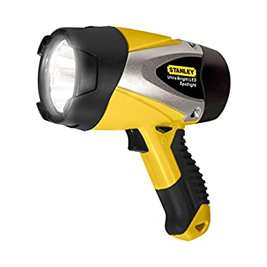 STANLEY SL5W09 Rechargeable 192 Lumen LED Ultra Bright Spotlight