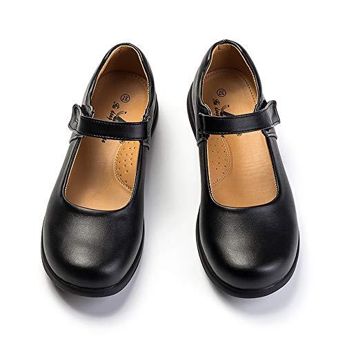 DuHLi Lolita Japanischen Stil Frauen Schuhe Schüler Uniform Schuhe Mädchen Cosplay Mary Janes Cosplay Schuhe Größe,40