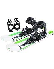 Crossblades Sneeuwschoenen met softboot binding voor wandelschoenen met harschijven, voor sneeuwschoenen, wandelen, sneeuwschoenen, skiën, tourisysteem