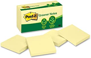 """654-RP POST-IT(R) NOTES,3""""X3"""" 3 IN X 3 IN, 12 PK"""