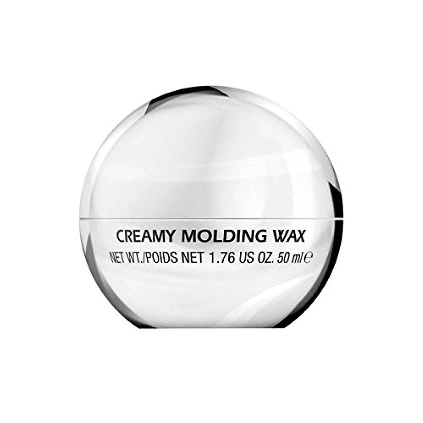 ヒロイック解く人種ティジーファクタークリーミー成形ワックス(50グラム) x4 - Tigi S-Factor Creamy Molding Wax (50G) (Pack of 4) [並行輸入品]